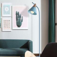 YWXLight Macaron floor lamp vertical table lamp (Blue)