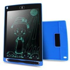 CHUYI Portable 8.5 inch LCD Writing Tablet Drawing Graffiti Electronic Handwriting Pad Message Graphics Board Draft Paper with Writing Pen, CE / FCC / RoHS Certificated(Blue)
