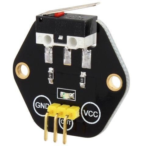 LandaTianrui LDTR-RM09 A Collision Sensor Limit Switch for 3D Printer / Robot / Smart Car (Black)