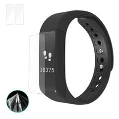2 PCS ENKAY Hat-Prince for iwown i5 Plus Smart Sport Band TPU Screen Protector