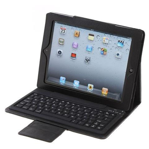 BT Keyboard Case for iPad 1 2 3