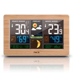 FanJu Wireless Weather Station Alarm Clock