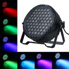 60*1.5W RGB LED Stage Light Bright DMX Projector Light