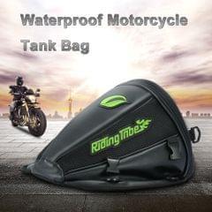 Pro-biker Motorcycle Tank Bag Waterproof Riding Backpack Travel Tool Tail Luggage