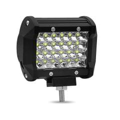 4inch 72W LED Light Bar Quad Row Spot Beam LED Cubes Work Lights Driving Fog Lamps 24 Lamp Beads