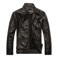 High-quality Fashion Leather Jacket Men