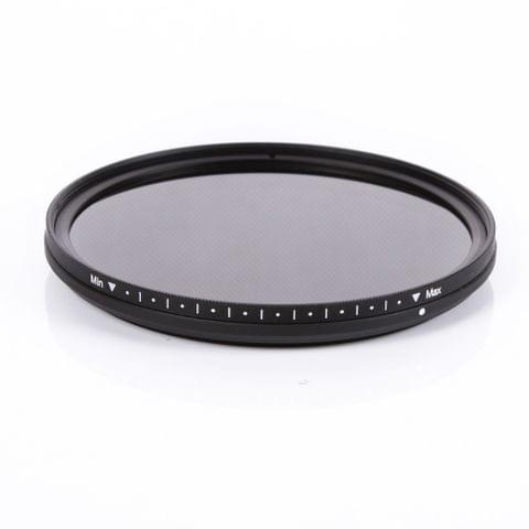 Fotga 72mm Slim Fader ND Filter Adjustable Variable Neutral Density ND2 to ND400 for Ca150n /Nikon 18-200 Ca150n 18-85