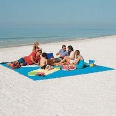 Hot Summer Beach leaking sand Mat