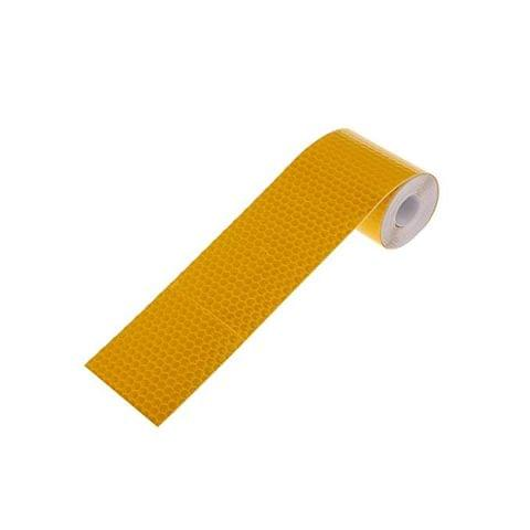 Imported 3M Warning Reflective Safety Tape Adhesive Sticker for Truck Car Orange