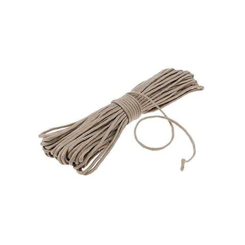 4mm Reflective Guyline Tent Rope Camping Cord Paracord 9 Strand Paracord Heavy Duty Line Multifunctional Outdoor Packaging Clothesline