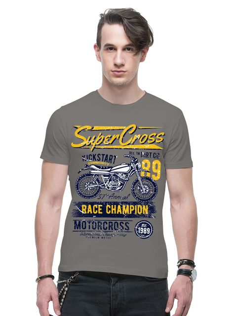 Super Cross Biker
