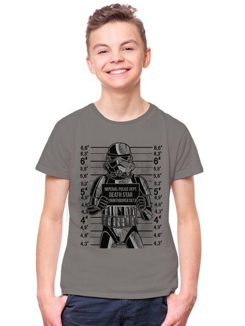 Star Wars Trooper Mugshot