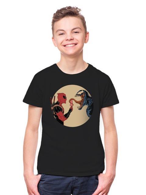 Deadpool vs Venom