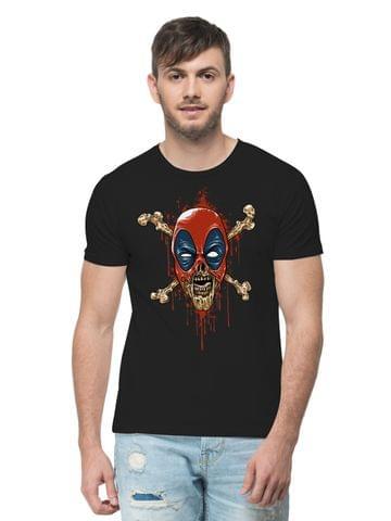 Deadpool Skull Spoof