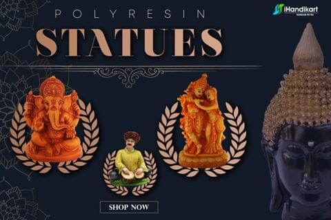 Polyresin Statue