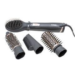 فرشاة الشعر الحرارية لتجفيف وتمليس وتسريح الشعر - موديل AS250SDE