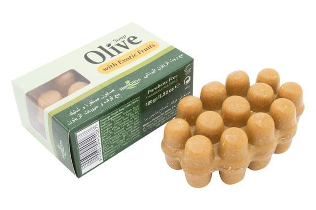 هيربولايف صابونة بمستخلص الفواكه 100 جرام