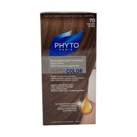 صبغة شعر - أشقر ذهبي 7D