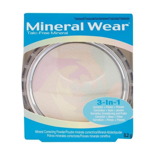 بودرة تصحيح معدنية مينرال وير - شفافة 8.2جم
