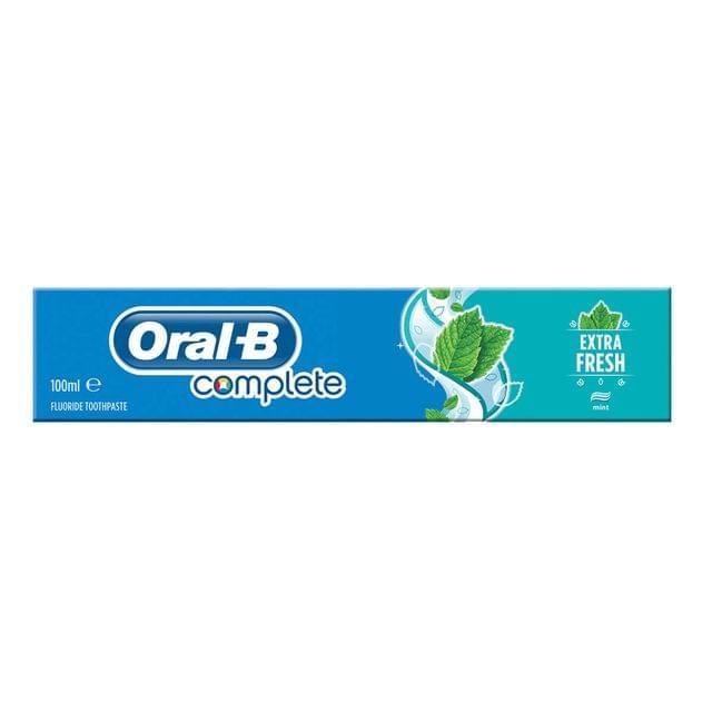معجون أسنان برائحة الانتعاش - 100مل