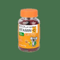 حلوى فيتامين سي 35 حبة بدون إضافة سكر