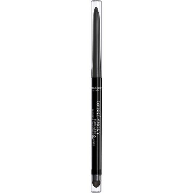 قلم سموكي كحل وظل - 01 أسود - 0.28جم