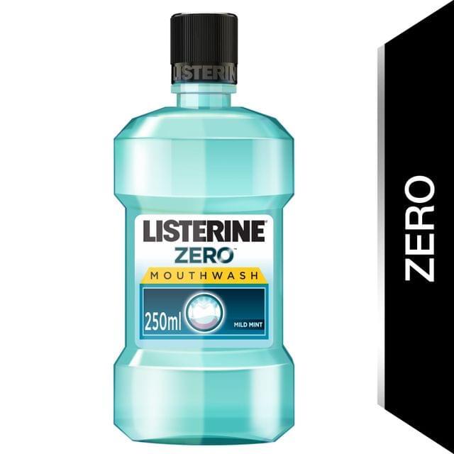 غسول الفم زيرو 250 مل