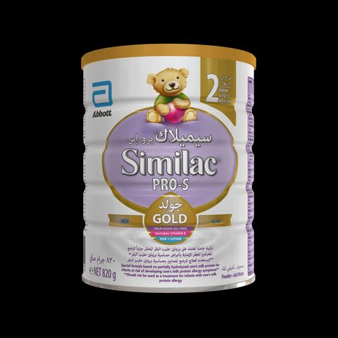 سميلاك برو-إس ٢ ٨٢٠ جرام