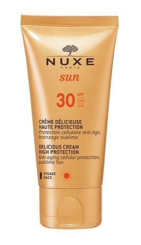 كريم وجه للحماية العالية من أشعة الشمس بمعامل 30 - 50مل
