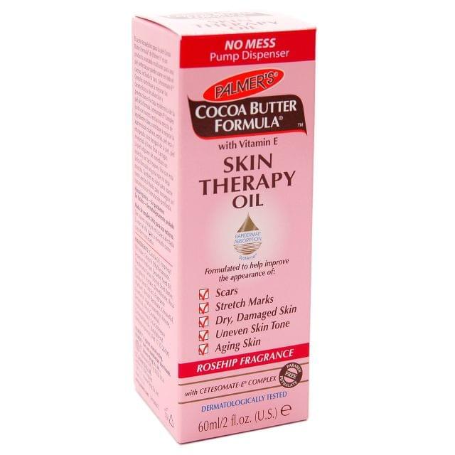 زيت علاجي بتركيبة زبدة الشيا و رائحة ثمر الورد 60مل