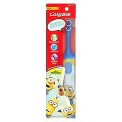 فرشاة أسنان ناعمة للأطفال بتصميم شخصيات المينيون