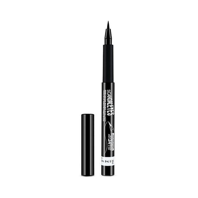 قلم تحديد العيون سكاندليز ميكرو -أسود