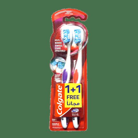 فرشاة أسنان 360 أدفانسد أوبتك
