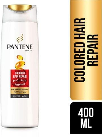 شامبو لعلاج الشعر المصبوغ 400 مل