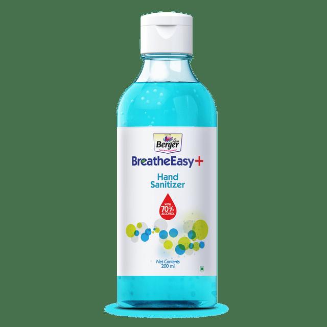 BreatheEasy+ Hand Sanitizer
