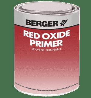 Red Oxide Primer - 1 Litre