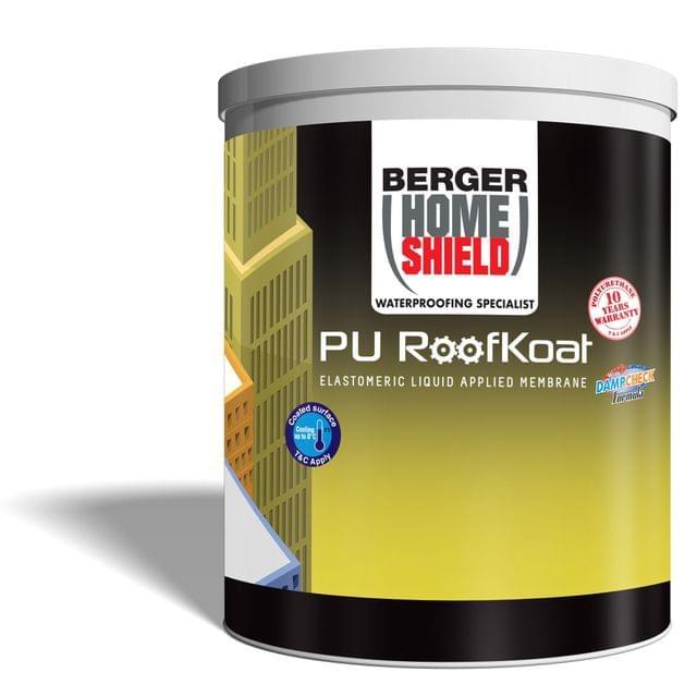 PU RoofKoat Roof Waterproofing