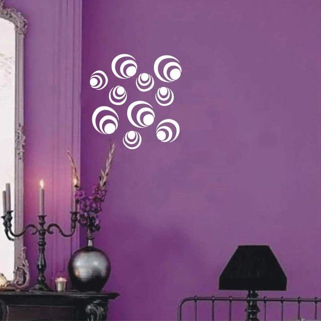 Berger Silk Designzz Moony Stencil 7.87 x 7.87 inches