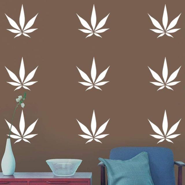Berger Silk Designzz Juana Stencil 7.87 x 7.87 inches