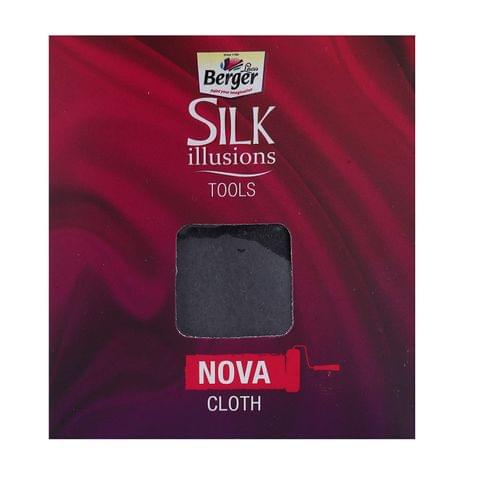 Berger Paints Silk Illusion Tool Nova Cloth for Wall Texture Designs (12 x 12 inches)