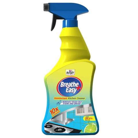 BreatheEasy Disinfectant Kitchen Cleaner - 500ml