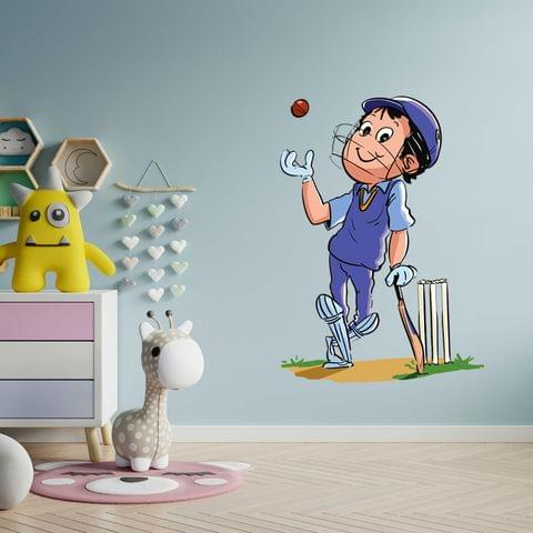 "DIY Wall Stickers Cricket for Home Décor (24""X18"")"