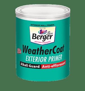 WeatherCoat Exterior Primer - 1 Litre
