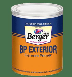 BP Exterior Cement Primer - 1 Litre