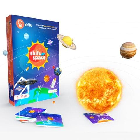 SHIFU SPACE: SOLAR SYSTEM, OUTER SPACE
