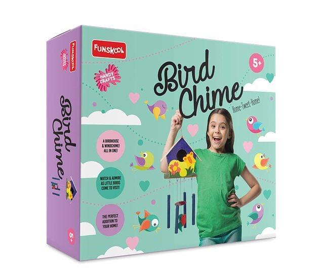 BIRD CHIME - HANDY CRAFT