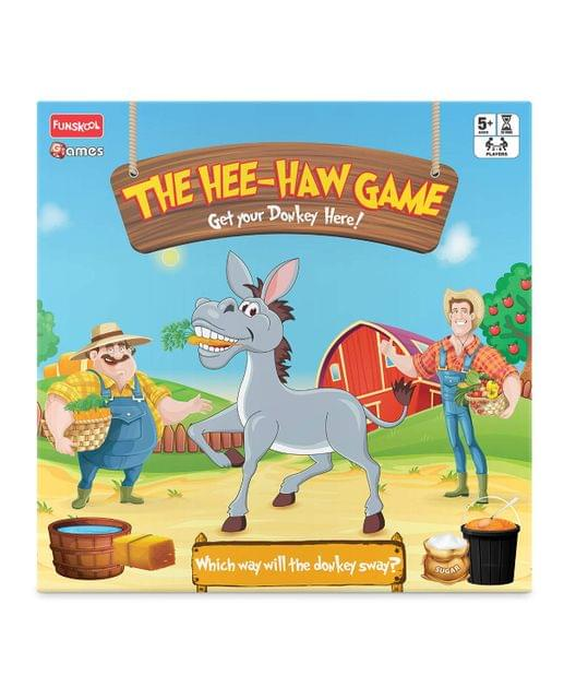 THE HEE HAW GAME
