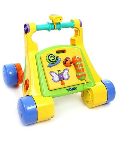 TOMY TODDLE N RIDE