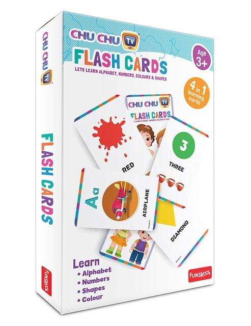 CHU CHU FLASH CARDS