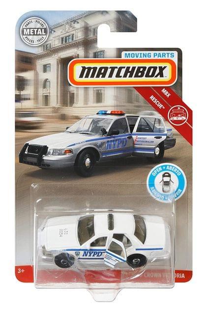 MATCHBOX BASIC CAR ASSORTMENT 2